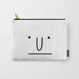 Classic Face Carry-All Pouch