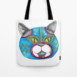luchabuddy Tote Bag