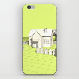 Rural scene iPhone Skin