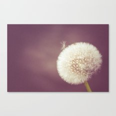 Blow you away Canvas Print
