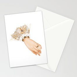 Chequer's Ring of Elizabeth I Stationery Cards