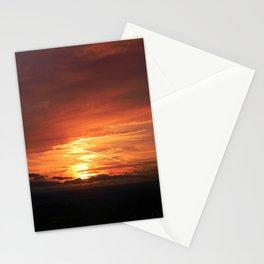 SETTING SUN II Stationery Cards
