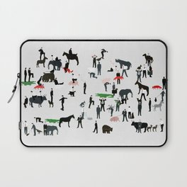 The animals and I Laptop Sleeve