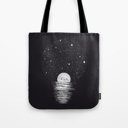 Natural light Tote Bag