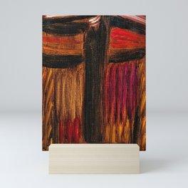 12,000pixel-500dpi - Alexej von Jawlensky - Great meditation - Digital Remastered Edition Mini Art Print