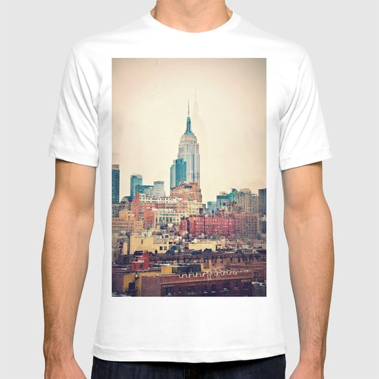 NYC Vintage style T-shirt