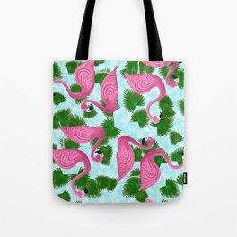 Flamingo Fun Tote Bag