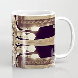 Urban Light Noir Coffee Mug
