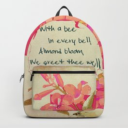 Flowers & Bees II Backpack