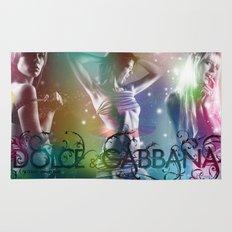 Dolce and Gabana Rug