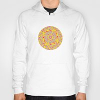 psychedelic Hoodies featuring Psychedelic by Sandra Arduini