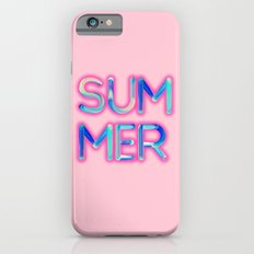 Pink Summer iPhone 6s Slim Case
