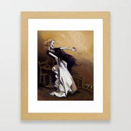 Sally Scull Framed Art Print