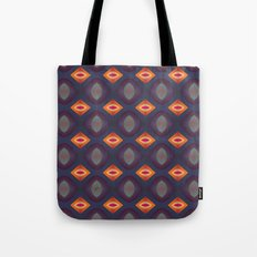 70's Geometric 2 Tote Bag