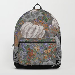 fall pumpkin Backpack