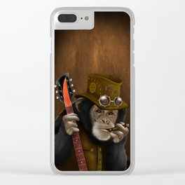 Rockers of the apes iPhone 4 4s 5 5c 6 7, pillow case, mugs and tshirt Clear iPhone Case
