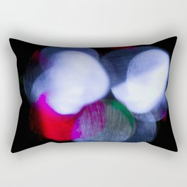 Flower of Lights Rectangular Pillow