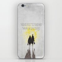 journey iPhone & iPod Skins featuring Journey by Last Call