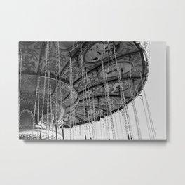 Swing Swing Swing Metal Print