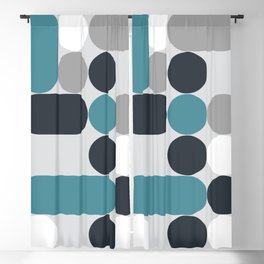 Domino 02 Blackout Curtain
