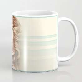 Kylie Minogue - Into The Blue Coffee Mug