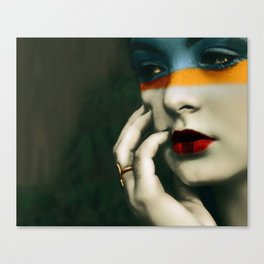 Bohemian flare Canvas Print