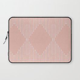 Geo / Blush Laptop Sleeve