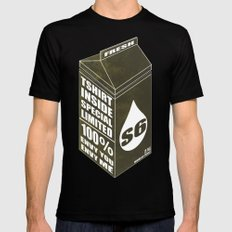 S6 SPECIAL LIMITED PKG MEDIUM Black Mens Fitted Tee