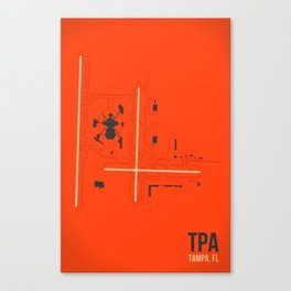 TPA Canvas Print