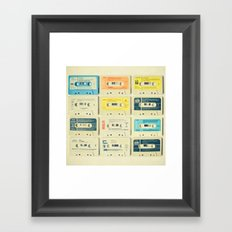 All Tomorrow's Parties Framed Art Print