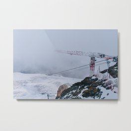 Elevate: Zermatt Metal Print