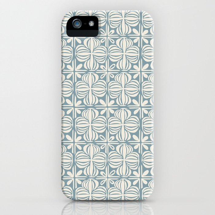 Flower Squared iPhone Case