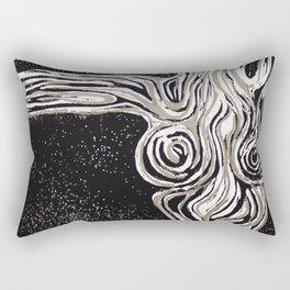 Midnight Dancer Rectangular Pillow