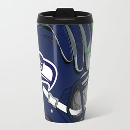 Seattle football Travel Mug