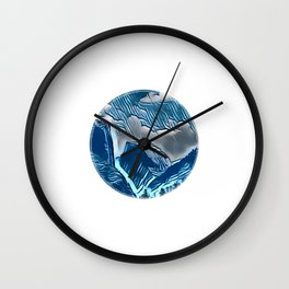 Yosemite Views Wall Clock