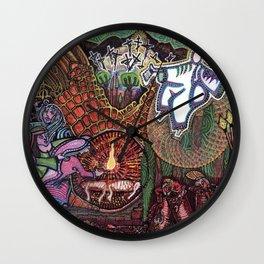 Myrrh Bearing Women Wall Clock