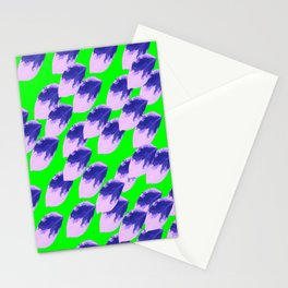 The Limeade Leaves Stationery Cards