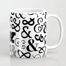 Ampersands on Ampersands Coffee Mug