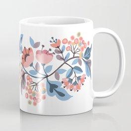 Floral mug Coffee Mug