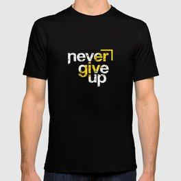 Motivation Spruck Positiv Gym Gift T-shirt