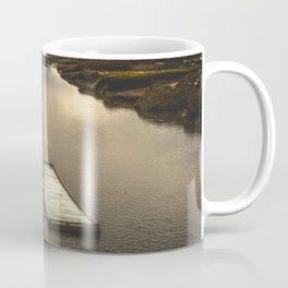 Washington Boat Launch Dock Coffee Mug