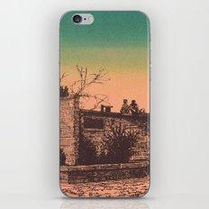 Overlook Sunset iPhone & iPod Skin