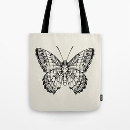 Lacewing Butterfly Tote Bag