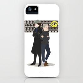 Baker Street Boys iPhone Case
