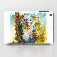 koala iPad Cases featuring Koala  by ururuty