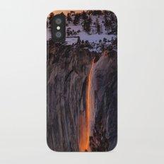 Yosemite Valley, USA #society6 #decor #buyart Slim Case iPhone X