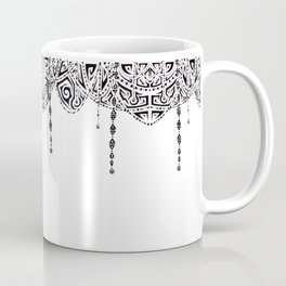 Drapes Coffee Mug