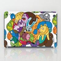 safari iPad Cases featuring Safari by Chris Piascik