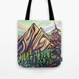 Mount Loki Tote Bag