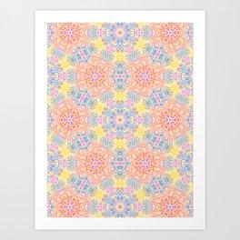 Pattern 24 Art Print